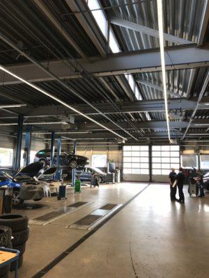 Werkplaats Volkswagen De Waal Tiel